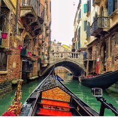 Dreaming of Venice adventures ❤ #TLPicks courtesy of @doounias