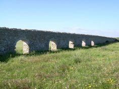 Aqueduto e Casa da Água CaboEspichel