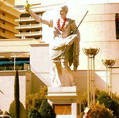 Hail Caesar...Vegas baby!