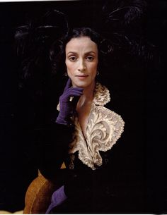 The Aristocrat    NYT Fashion Magazine 1994 Photographs by David Seidner    Patricia Pastor Vintage Fashion