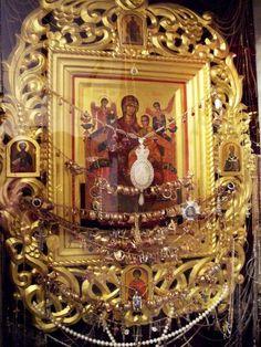 Икона Божией Матери «Всецарица» («Пантанасса»). Обсуждение на LiveInternet - Российский Сервис Онлайн-Дневников