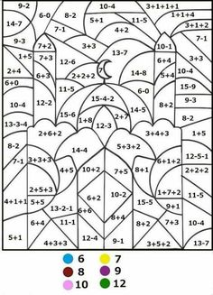 Coloring Math Sheets Idea math coloring pages number 343 math coloring printable Coloring Math Sheets. Here is Coloring Math Sheets Idea for you. Coloring Math Sheets math coloring pages number 343 math coloring printable. Coloring Worksheets For Kindergarten, Free Printable Math Worksheets, Subtraction Worksheets, Number Worksheets, Alphabet Worksheets, Ramadan Activities, Color Activities, Coloring Pages For Kids, Coloring Books