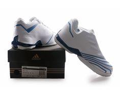 Adidas T-Mac II Low- White/Blue