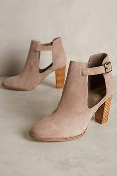The latest nude booties and boots in neutral shades of beige, pink and brown. Shop our selection from the top fashion stores. ** You can find more details by visiting the image link. #niceshoes