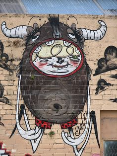 Yelz  20091229 Te Aro Graffiti_008 by TELPortfolio, via Flickr