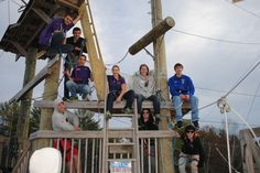 Monkey C Monkey Do is Maine's premier aerial adventure and zip line park. Book your adventure! Ropes Course, Maine, Adventure, Zip, Park, Travel, Viajes, Parks, Destinations