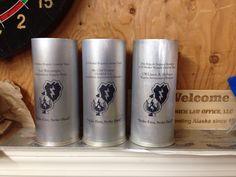 Cermark engraving on a PAK 75 canister Canisters, Red Bull, Laser Engraving, Mugs, Tableware, Dinnerware, Tumblers, Tablewares, Mug