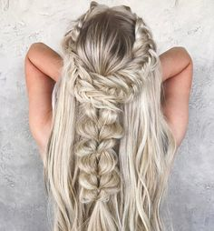 """1,079 Likes, 11 Comments - Braids & Bridal (@taylor_lamb_hair) on Instagram: """"New profile pic 