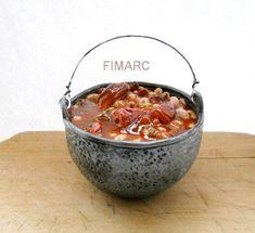 ''Fasole cu ciolan la ceaun'' - obiect de decor Barware, Bucket, Bar Accessories, Aquarius, Drinkware