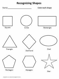 best photos of basic printable shapes templates geometric shapes printable templates basic shapes printables and basic geometric shapes worksheets - Free Printable Toddler Worksheets