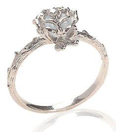 Pretty Rings Beautiful Gold Jewelry Cute Topaz