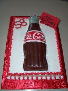 coke cake