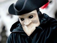 Origine & Tradizioni Maschere del Carnevale di Venezia