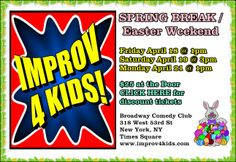 Added shows for Spring Break 2014 at the #Broadway #Comedy #Club https://web.ovationtix.com/trs/pr/731575/prm/walter101