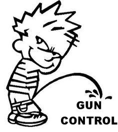 "Gun control = ""Use both hands"""