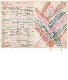thread drawings_ sharon etgar
