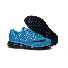 8beac0f80c Mens Nike Air Max 2016 Blue Black Shoes Cheap Nike Air Max, Cheap Nike  Running