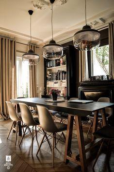 Interior Design: A dining room in Paris