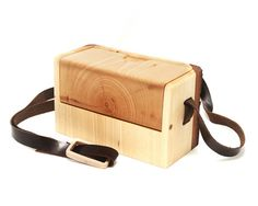 Wooden Bags: The Newest Fashion in Green Apparel?
