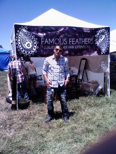 """Famous Feathers at County Jam """"2011"""""""