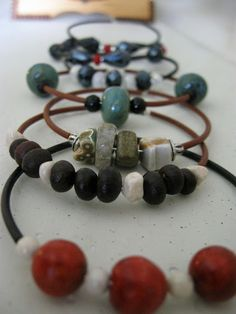 Show Tell Share: 5 Minute Memory Wire Bracelets