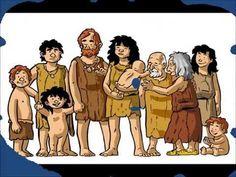 La Prehistoria para alumnos de 4º de Primaria