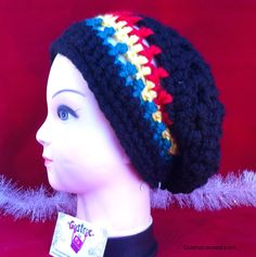 Ecwid: Free and Easy E-commerce Shopping Cart Solution - Try Ecwid Today! Cute Hats, Ecommerce, Creations, Crochet Hats, Free, Shopping, Fashion, Yellow Black, Red