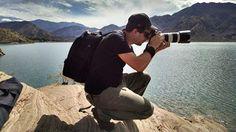 En #acción #photographer #nature #lake #mountains #mendoza #argentina #naturism #canon #traveler #passion #pic by @maritozambra http://ift.tt/1Mu8ciD
