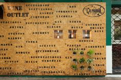 La Parra Winery by Epífita Arquitectura + AB Estudio Oriented Strand Board, Whisky, Gin, Osb Wood, Vodka, Beer Wedding, Double Barrel, Man Cave Home Bar, Restaurant Design