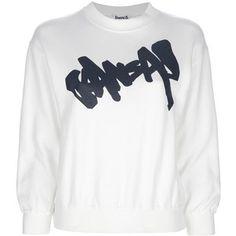 Kansai Yamamoto Vintage Graffiti Logo Sweatshirt