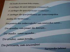Mensagem de fim de curso na Escola de Formação  Paulo Freire SME RJ