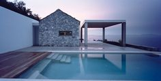 Villa Melana, una casa de campo en Grecia - despiertaYmira
