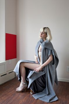 Stories Collective / Simplicity Issue / Breathe in Reverse / Photography Magdalena Kmiecik / Styling Zu Sb / Make up & Hair Patrycja Korzeniak / Model Julia Cumming #stories #collective #photography #simplicity #fashion #editorial #minimalism #red