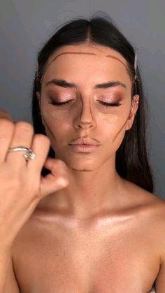 Huda Beauty Makeup, Diy Makeup, Makeup Inspo, Makeup Tips, Makeup Organization, Simple Makeup, Best Makeup Products, Eyeliner, Health And Beauty
