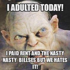 #payday #adulted #nerdhumor #nerdygirlsrock
