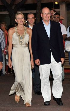 Charlene Wittstock, Princess of Monaco (March 2009 - July 2012) - Page 40 - the Fashion Spot