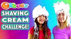 Orbeez Games Shaving Cream Challenge | Official Orbeez