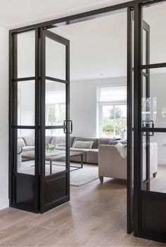 Mad About Black Doors For The Home Pinterest