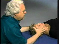 Upledger's CranioSacral Therapy 10-Step Protocol, Step 10 - YouTube