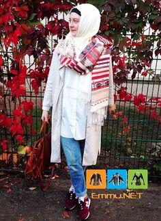 Tesettür Giyim Kot Pantolon Şıklığı - http://www.emmu.net/tesettur-giyim/tesettur-giyim-kot-pantolon-sikligi.html
