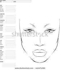 Resultado de imagen para mac face charts free
