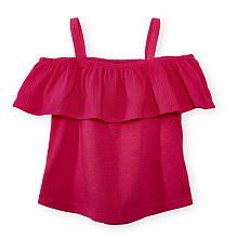 Koala Kids Off Shoulder Ruffle Top
