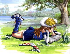 Old Suikoden II fan art Millie Video Game Characters, Girls Characters, Fictional Characters, V Games, Video Games, Breath Of Fire, Suikoden, Fire Emblem, Writing A Book