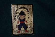 Dragon Ball Z Gohan Gold Foil Chase Trading Card G8 1998 Funimation JPP Amada Collectible Cards, Dragon Ball Z, Gold Foil, Trading Cards, Fictional Characters, Art, Dragon Dall Z, Art Background, Collector Cards