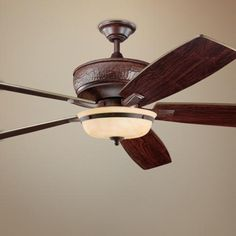 70 roosevelt 5 blade ceiling fan roosevelt ceiling fans and ceiling 70 kichler monarch bronze ceiling fan with light mozeypictures Choice Image