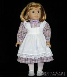 I love Nellie she was my very first American Girl Doll EVER. :)