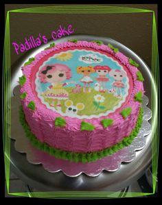 Lalalopsy cake