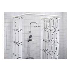 $15 GÖMMAREN Universal shower curtain rod - - - IKEA