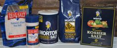 Have You Thought About All The Uses Of Salt Lately? | Food Storage Moms