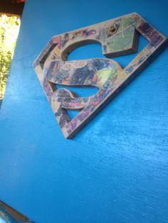 Superman MDF + Pinus